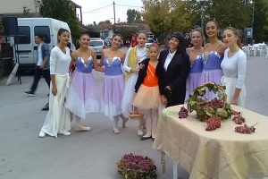 Μαγεία χορού και γεύσεων στην πρώτη Γιορτή Σταφυλιού
