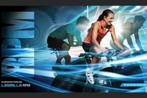 Το Kinesis-Gym παρουσιάζει το RPMTM