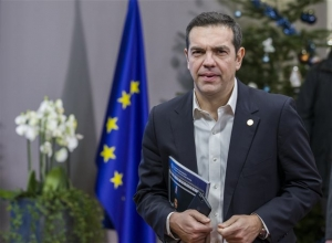 Τσίπρας - Σύνοδος Κορυφής: Προϋπόθεση σταθερότητας ο κοινωνικός πυλώνας