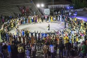 Αφιερωμένο στον Χρήστο Σαμουηλίδη το 10ο Φεστιβάλ Ποντιακών Χορών Παιδικών Συγκροτημάτων