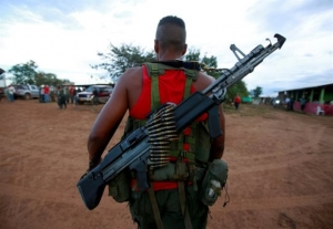 Κολομβία: Αποχαιρετισμός στα όπλα για τους αντάρτες της FARC