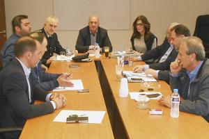 Σύσκεψη στην Περιφερειακή Ενότητα για ΠΑΘΕ