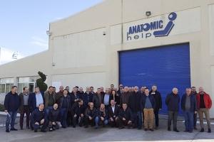 50 κορυφαίους Αλβανούς ορθοπεδικούς φιλοξένησε η ANATOMΙK HELP