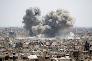 Συρία: Στη Μόσχα για μελέτη δύο πύραυλοι από την επίθεση των ΗΠΑ