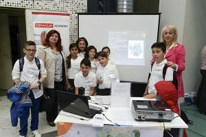 Συμμετοχή του 1ου Δημοτικού Σχολείου Κιλκίς στο 9ο Μαθητικό Συνέδριο Πληροφορικής