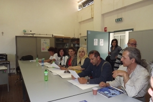 1ο ΕΚ Κιλκίς: Εκπαιδευτική συνάντηση στην  Ιταλία για ενεργειακή απόδοση κτιρίων