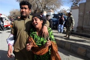 Πακιστάν: 5 νεκροί από επίθεση καμικάζι σε χριστιανική εκκλησία