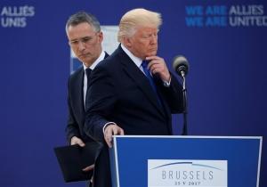 Τραμπ: Το ΝΑΤΟ να αντιμετωπίσει την τρομοκρατία και τη ρωσική απειλή