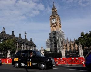 Γέφυρες επικοινωνίες μεταξύ Uber και Δήμου του Λονδίνου