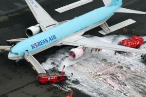 Ιαπωνία: Εκκένωση αεροσκάφους των κορεατικών αερογραμμών