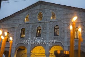Θυρανοίξια στον ανακαινισμένο ιστορικό ναό Αγίου Γεωργίου Γουμένισσας