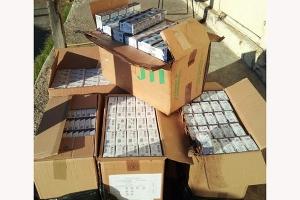 Συνελήφθη 44χρονος στο Κιλκίς με 2.350 λαθραία πακέτα τσιγάρων