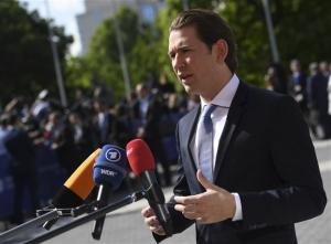 Αυστρία: Η ανεύθυνη ιταλική κυβέρνηση απειλεί το ευρώ