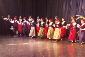 Ο Μουσικός Πολιτιστικός Ευρωπού σε φεστιβάλ παραδοσιακών χορών