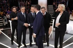 Ολοι εναντίον Λεπέν στις γαλλικές εκλογές