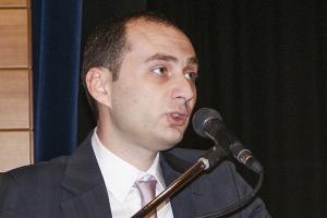 Γραμματέας στη Ν.Ο.Δ.Ε. Κιλκίς της Ν.Δ. ο  Γιάννης Χατζηαποστόλου