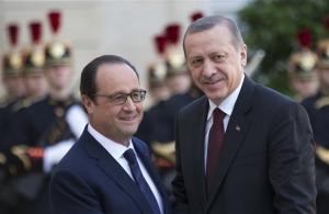 Ερντογάν: O συνασπισμός εστιάζει λανθασμένα μόνο στο Κομπάνι