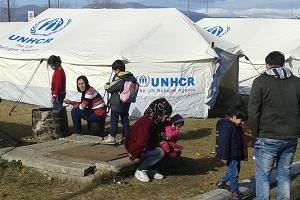 Στις 15 Νοεμβρίου αδειάζει το Χέρσο Έρχονται άλλοι 1000 πρόσφυγες  στο Χωρύγι από την Πιερία