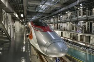Κίνα: Με 350 χλμ την ώρα τα νέα τρένα υψηλών ταχυτήτων