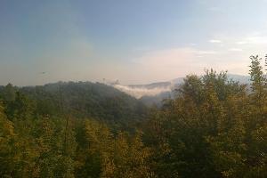 Κατασβέστηκε πυρκαγιά σε δασική περιοχή της Πλαγιάς Παιονίας