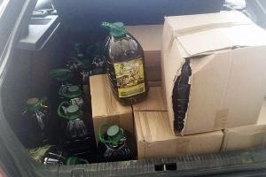 Συνελήφθησαν 2 άτομα σε περιοχή του Κιλκίς για πώληση νοθευμένου ελαιολάδου