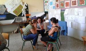 Ολοκλήρωση εργαστηρίου για  γονείς στο Ν. Γυναικόκαστρο