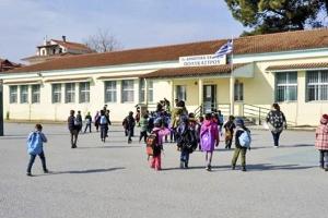 Συλλαβίζοντας ελληνικά 200 προσφυγόπουλα σε σχολεία του Κιλκίς