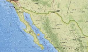Σεισμός 6,6 βαθμών στο Μεξικό
