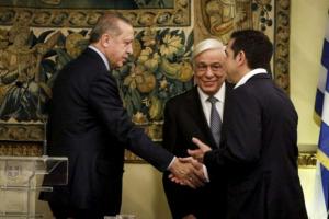 Ερντογάν σε άλλο μήκος κύματος: Τώρα θέλει ειρήνη με την Ελλάδα