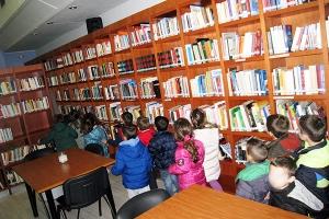 Μεγάλη ήταν και φέτος η συμμετοχή των παιδιών στις Πασχαλινές βιβλιοαναγνώσεις της Δημόσιας Κεντρικής Βιβλιοθήκης Κιλκίς