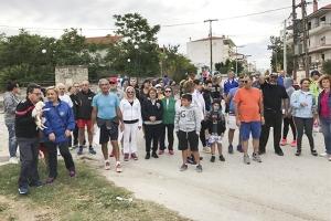 Κιλκίς: Στον περίπατο της πόλης  περπάτησαν πολλοί