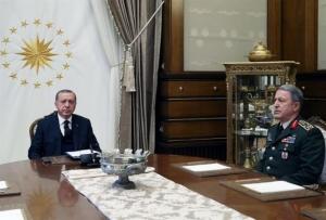 Νέο κύμα εκκαθαρίσεων στην Τουρκία