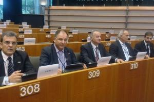 Στο Ευρωπαϊκό Κοινοβούλιο  Επιχειρήσεων ο Π. Τονικίδης
