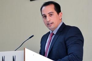 Ο Θέμης Ανθρακίδης Γενικός Γραμματέας στο Δήμο Παιονίας