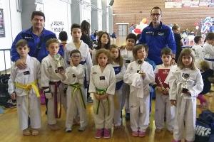 Taekwondo: Πολυπληθής συμμετοχή αθλητών της Τόλμης σε φιλικούς αγώνες στα Γιαννιτσά