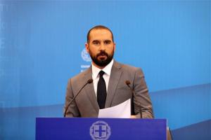 Τζανακόπουλος: Δεν υπάρχει συμφωνία για γαλλικές φρεγάτες, μόνο συζητήσεις