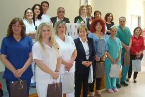Τίμησαν την Παγκόσμια Ημέρα των Νοσηλευτών