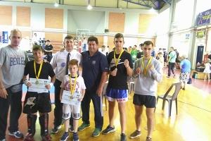 Στην Ηράκλεια η Τόλμη με 4 αθλητές