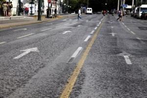 Κυκλοφοριακές ρυθμίσεις το Σάββατο στο κέντρο της Αθήνας