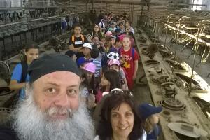 Χρυσαλίς Γουμένισσας: Το «Βιομηχανικό Μνημείο» αντικρίζει το μέλλον