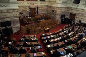 ΚΟ ΣΥΡΙΖΑ: Συνεδρίασε υπό τη Ζωή Κωνσταντοπούλου