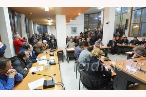 Συνεδριάζει τη Δευτέρα το δημοτικό συμβούλιο Κιλκίς