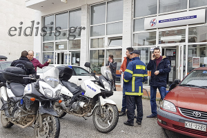 Κιλκίς: Περιέλουσε γραφεία και υπαλλήλους της ΔΕΗ με βενζίνη απειλώντας να βάλει φωτιά