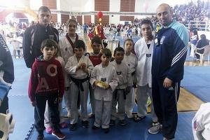 Με 21 αθλητές του ο Άθλος στο φιλικό πρωτάθλημα KIDS CUP SERRES