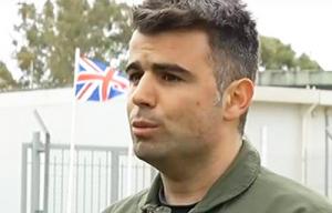 Ο Κιλκισιώτης σμηναγός Βασίλης Καλογερίδης καλύτερος πιλότος του ΝΑΤΟ