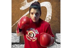 Έτοιμη για το παγκόσμιο πρωτάθλημα Kick Boxing η αθλήτρια του Kinesis