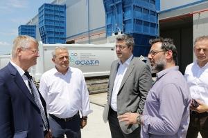 Η Περιφέρεια Κ. Μακεδονίας λαμπρό παράδειγμα αξιοποίησης της ευρωπαϊκής χρηματοδότησης