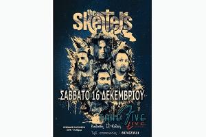 Oι Skelters live στο Take Five στο Κιλκίς στις 16/12/2017
