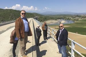 Δέσμευση ΟΣΕ για αποκατάσταση των ζημιών στο Μικρόδασος