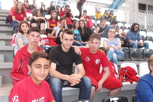 Αισθητή η παρουσία των αθλητών του ΓΑΣ Κιλκίς